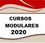 Cursos Modulares 2020 (1º semestre)