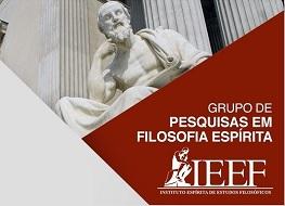Grupo de Pesquisas em Filosofia Espírita – 2º Semestre 2017